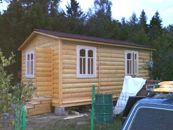 Построить дачный домик недорого цена 71