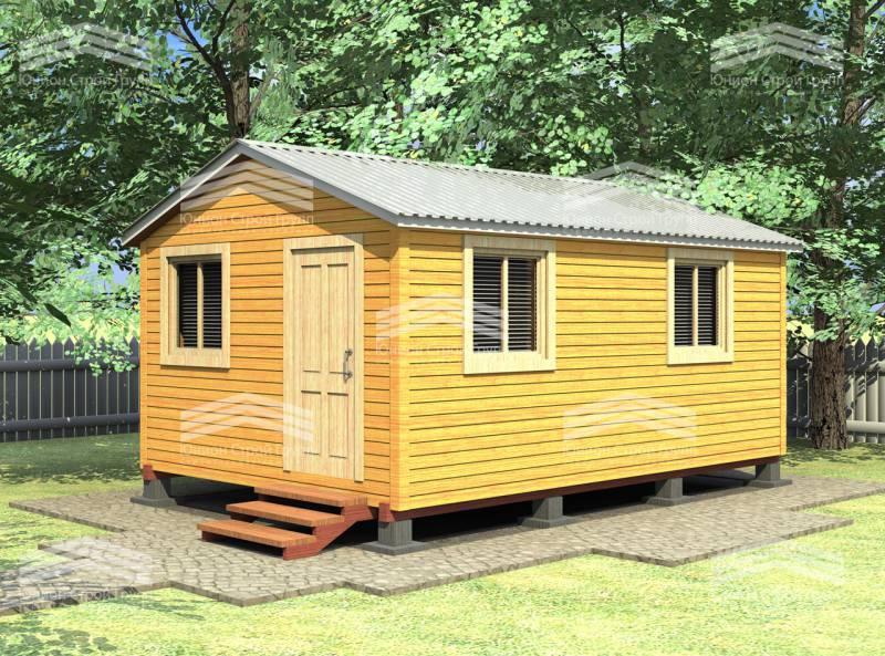 Анапа садовый дом 6х4 цена